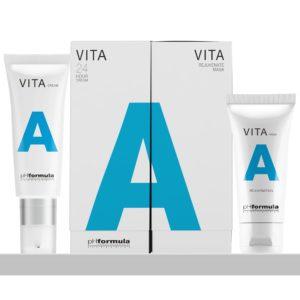 phformula a vitamiini kreem ja a vitamiini mask