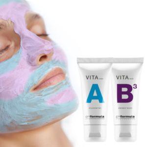 phformula a vitamiini noorendav mask ja b v itamiini mask