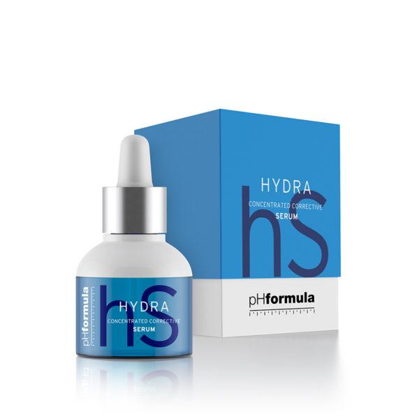 hüaluroonhappe seerum phformula hydra concentrated corrective serum