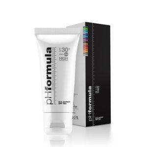 päikesekaitsekreem spf 30 phformula