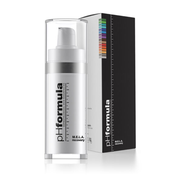 pHformula MELA RECOVERY ravikreem pigmendilaikudega nahale